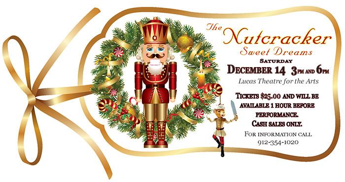 Nutcracker Tickets December 14